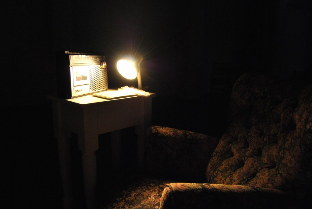 Chiara Hunwick. If We Still Existed (2009). Protosuchus Furniture Detail